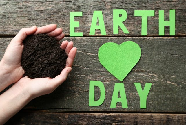 With Earth Day Almost Here, It's Time to Take Action
